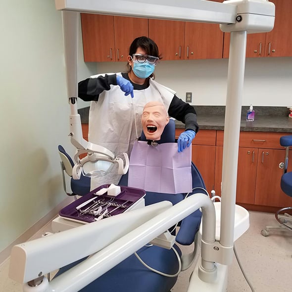 Dental Assisting Classroom in Somerset NJ