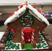 Gingerbread House Donation