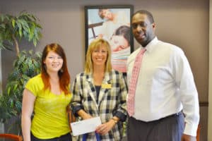 American Institute Donates to Ocean County Big Brothers Big Sisters