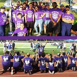 American Institute Joins Clifton Relay For Life 2018