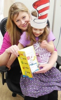 American Institute Celebrates Read Across America