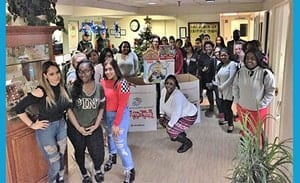 American Institute West Hartford Toys for Tots