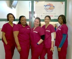 Dental Assisting Students Volunteer at Give Kids A Smile